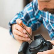 カメラの手入れ方法と カメラを手入れする専用の用品と代用品の解説