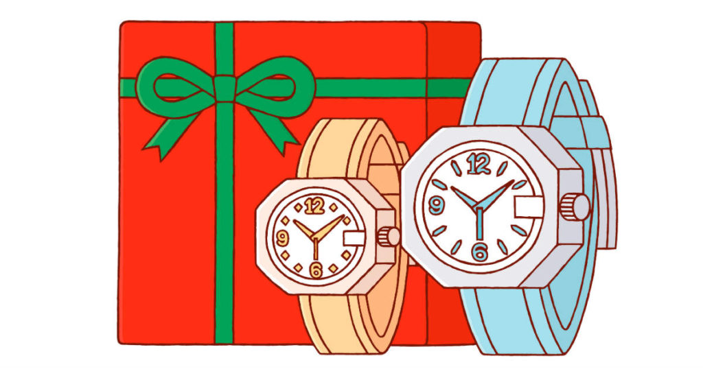 reputable site 72fe1 52c2a 腕時計をペアで買う方へ ペアウォッチをプレゼントする際の ...