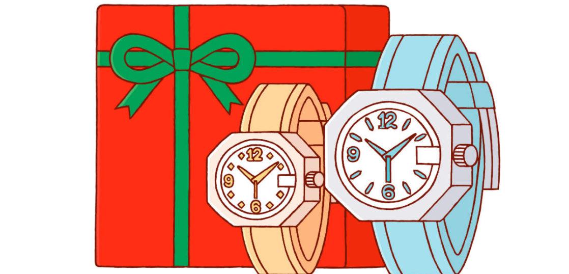 腕時計をペアで買う方へ ペアウォッチをプレゼントする際のおすすめ