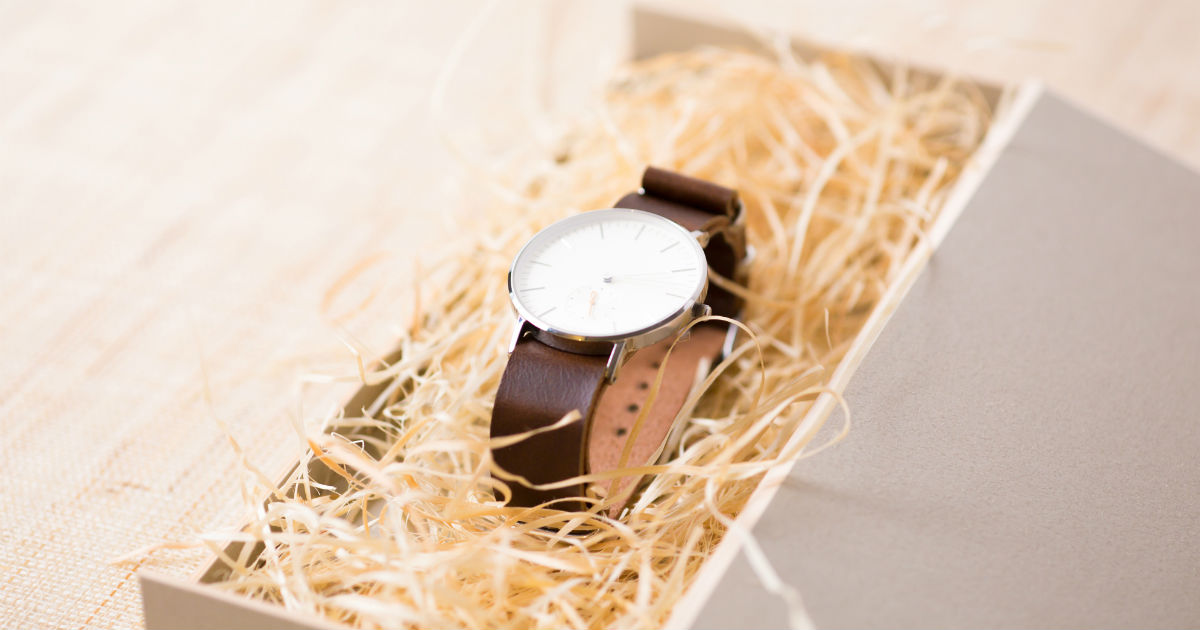 腕時計 プレゼント