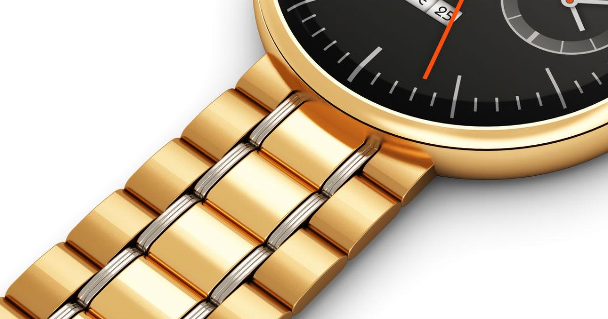 金時計とはなにか 高級腕時計な金時計とおしゃれ用の金時計を解説