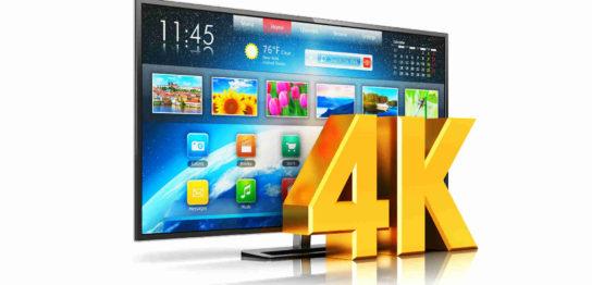 4Kテレビってなに?4Kテレビとはなにかとメーカー別のおすすめ品