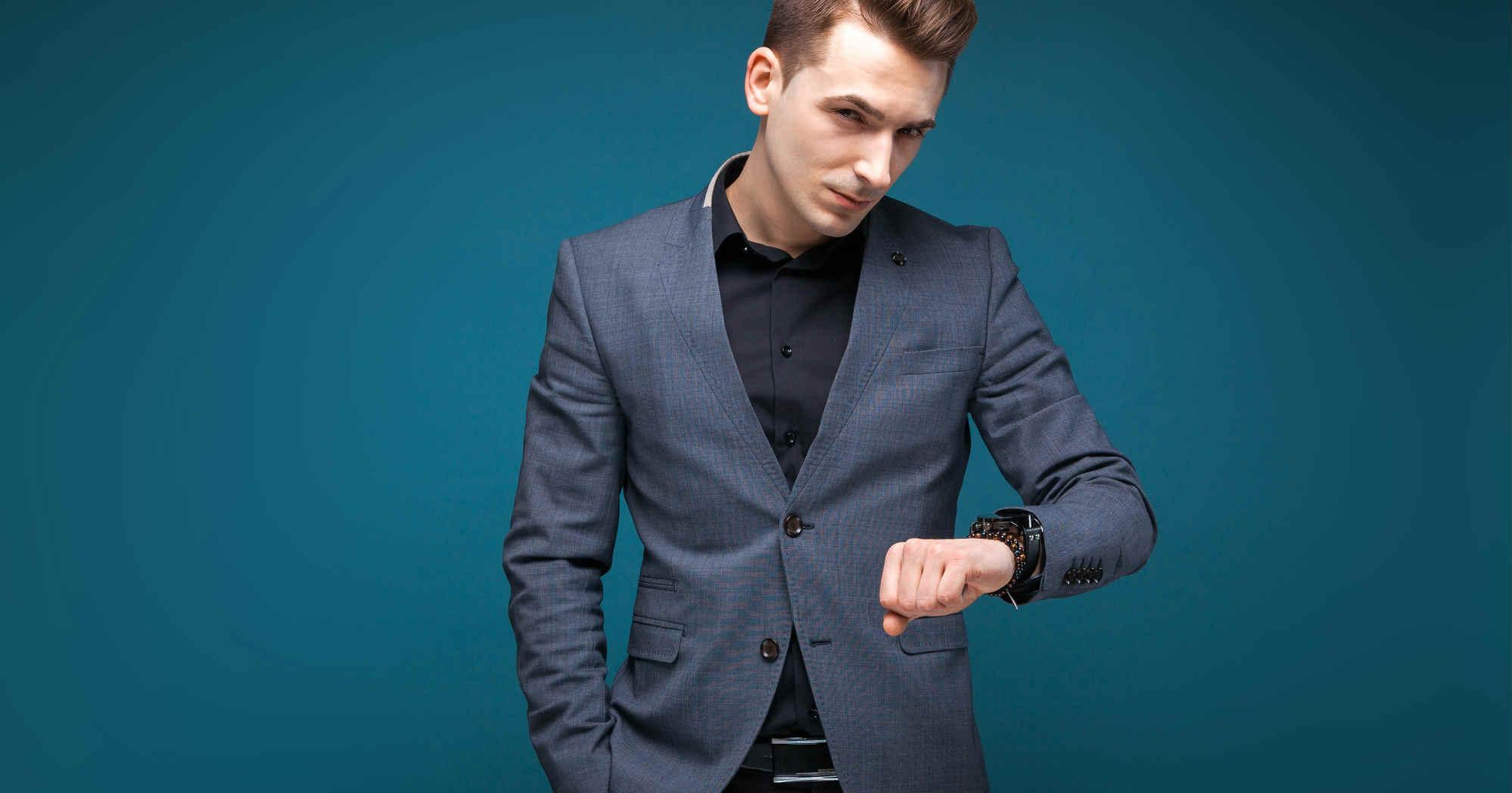 大人のかっこいい腕時計のポイントとおすすめのモデルを解説
