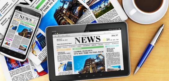 スマホでニュースを見るのにおすすめのアプリとそれぞれの特徴を解説