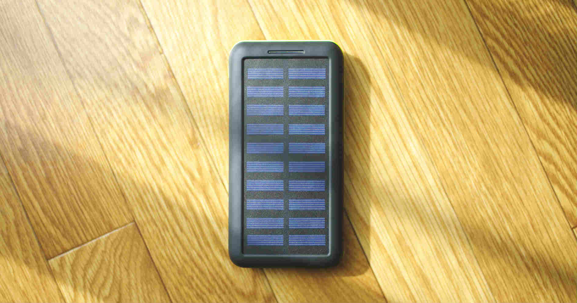 スマホの充電器で便利なソーラーチャージタイプの魅力とおすすめ品