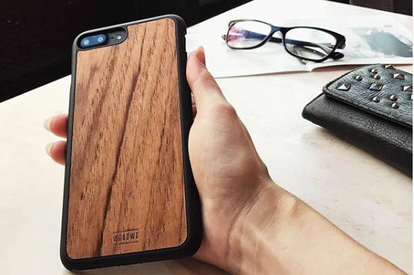 WOODWE 木製スマホケース