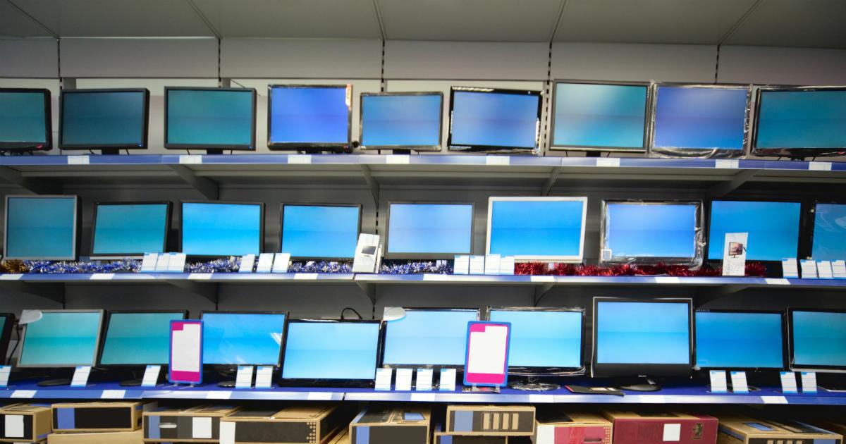 テレビ 種類