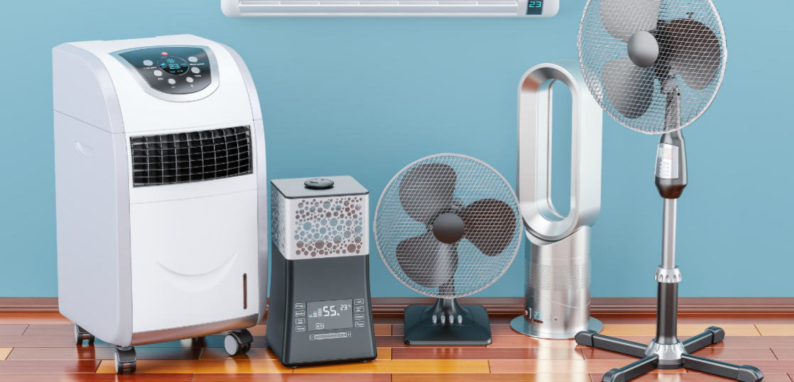 部屋を涼しくするための主な方法とそれぞれの魅力と特徴を解説