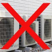 室外機なし エアコン