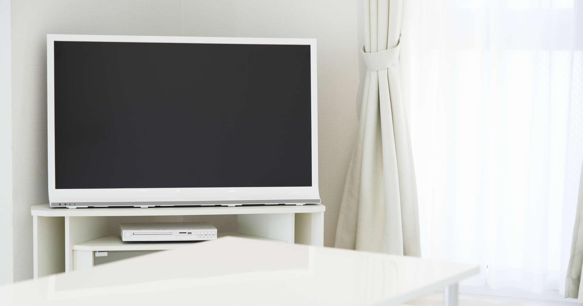 液晶テレビの寿命と寿命を示す症状 寿命前に故障した場合の対処方法