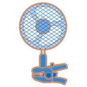 クリップ扇風機の選び方のポイントとおすすめの品をそれぞれ解説