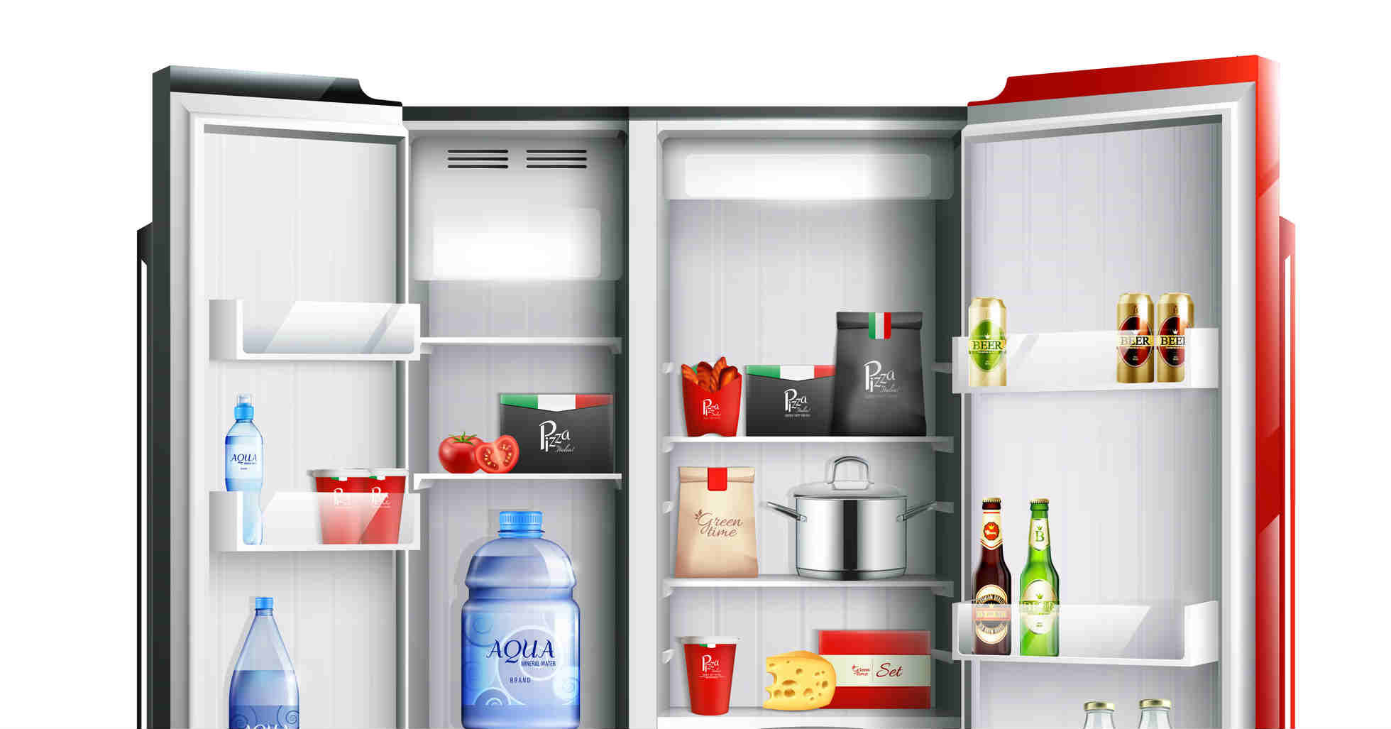 冷蔵庫で400lの容量のものを選ぶ際のコツとメーカーごとの特徴