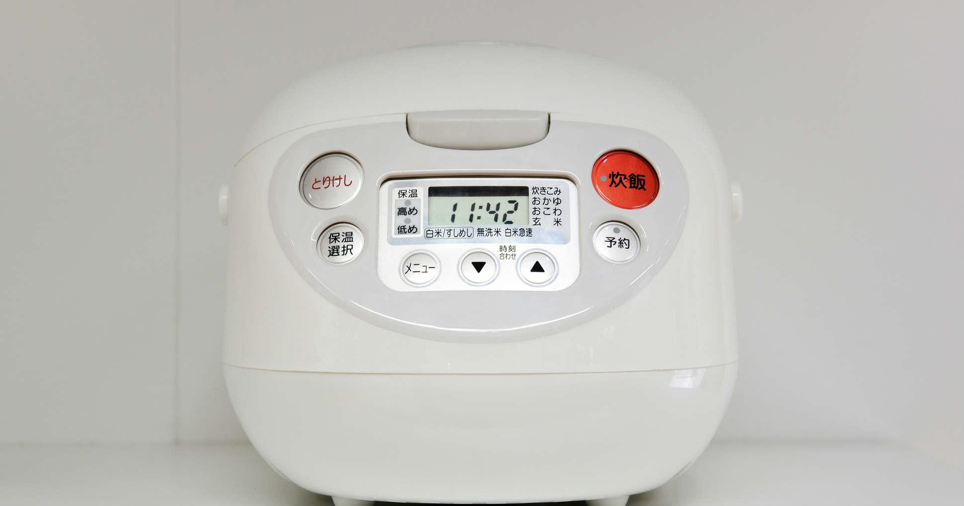 炊飯器を3合炊きで選ぶ際のコツ メーカーごとの特徴とモデルを解説
