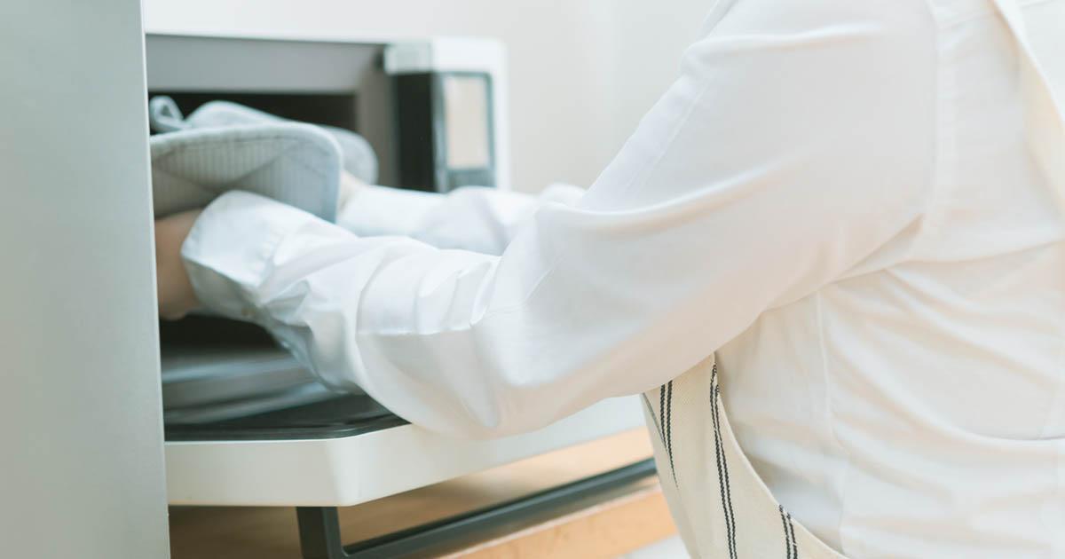 電子レンジ オーブン機能