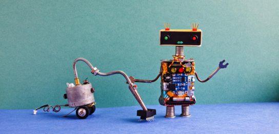 ロボット掃除機