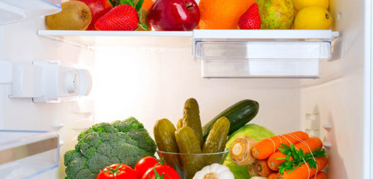 野菜室 温度