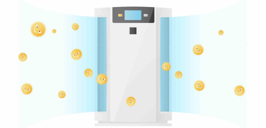 煙草に一番効果ある空気清浄機の条件 おすすめのメーカーと品を解説