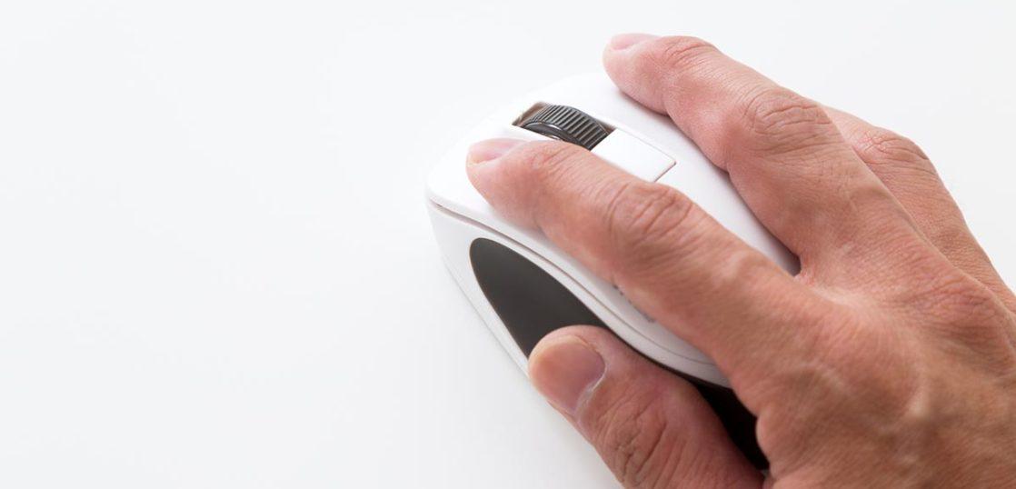 PS4 マウス