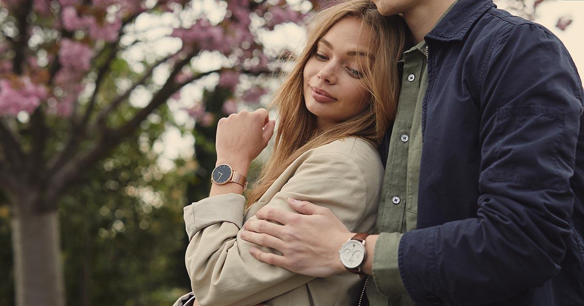 Nordgreenの時計・モデル着用写真