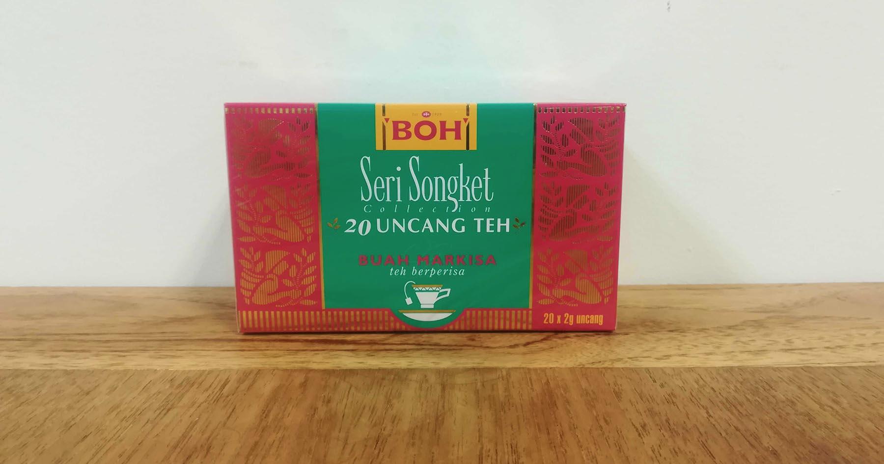 BOH-Tea パッションフルーツ