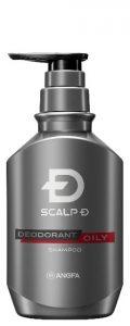 スカルプD  薬用スカルプシャンプー デオドラントオイリー[脂性肌用] 商品画像