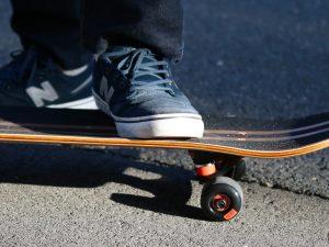 DOPPELGANGER(R) シンプルなデザインで上質感漂うスケートボード2種類を発売!④