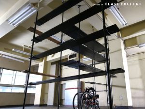 DOPPELGANGER(R) 天井から床までのスペースを最大限活用できるオープンシェルフ用キットを発売!①