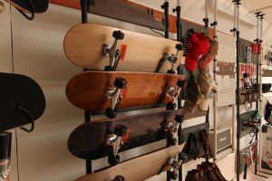 DOPPELGANGER(R) シンプルなデザインで上質感漂うスケートボード2種類を発売!⑤