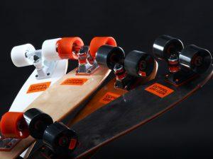 DOPPELGANGER(R) シンプルなデザインで上質感漂うスケートボード2種類を発売!③