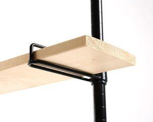 DOPPELGANGER(R) 天井から床までのスペースを最大限活用できるオープンシェルフ用キットを発売!③
