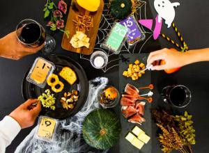 スナックミー オンラインハロウィンパーティー付おやつBOX「#おうちハロウィン」を販売!②