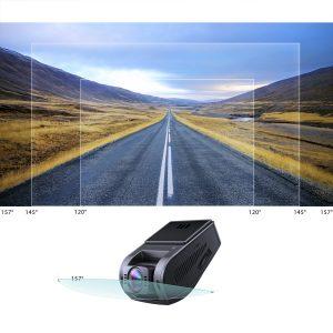 AUKEY 超広角の高精細なドライブレコーダーDR02Jが200台限定で半額オフ!④