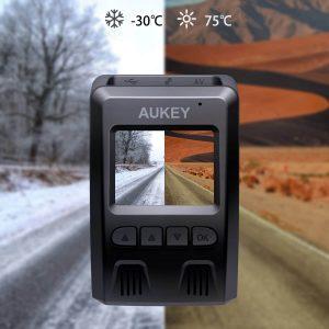 AUKEY 超広角の高精細なドライブレコーダーDR02Jが200台限定で半額オフ!⑤